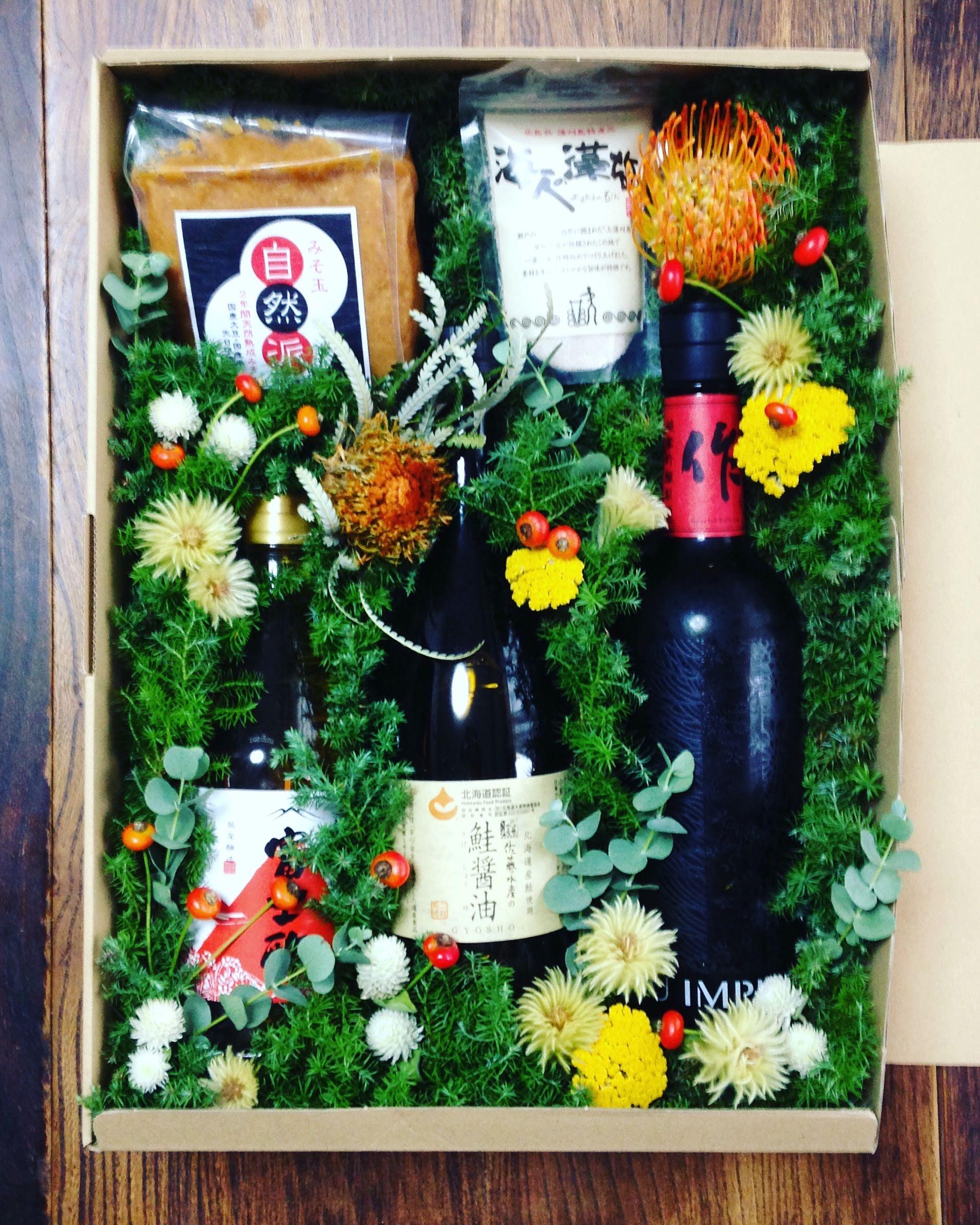 発酵さしすせそ / Fermentation Sa・Shi・Su・Se・So